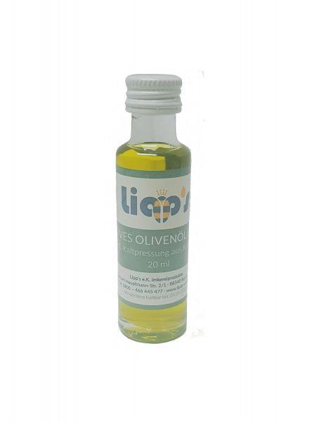 Natives Olivenöl extra - Portionsgröße