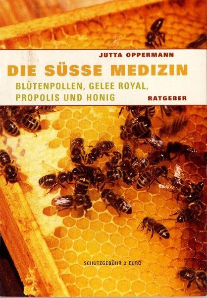 Die süsse Medizin, Jutta Oppermann